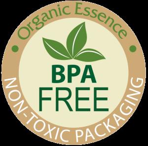 Organic Essence-obaly bez BPA